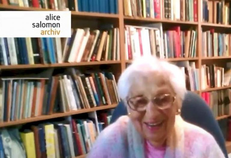 Alice Shalvi im Interview